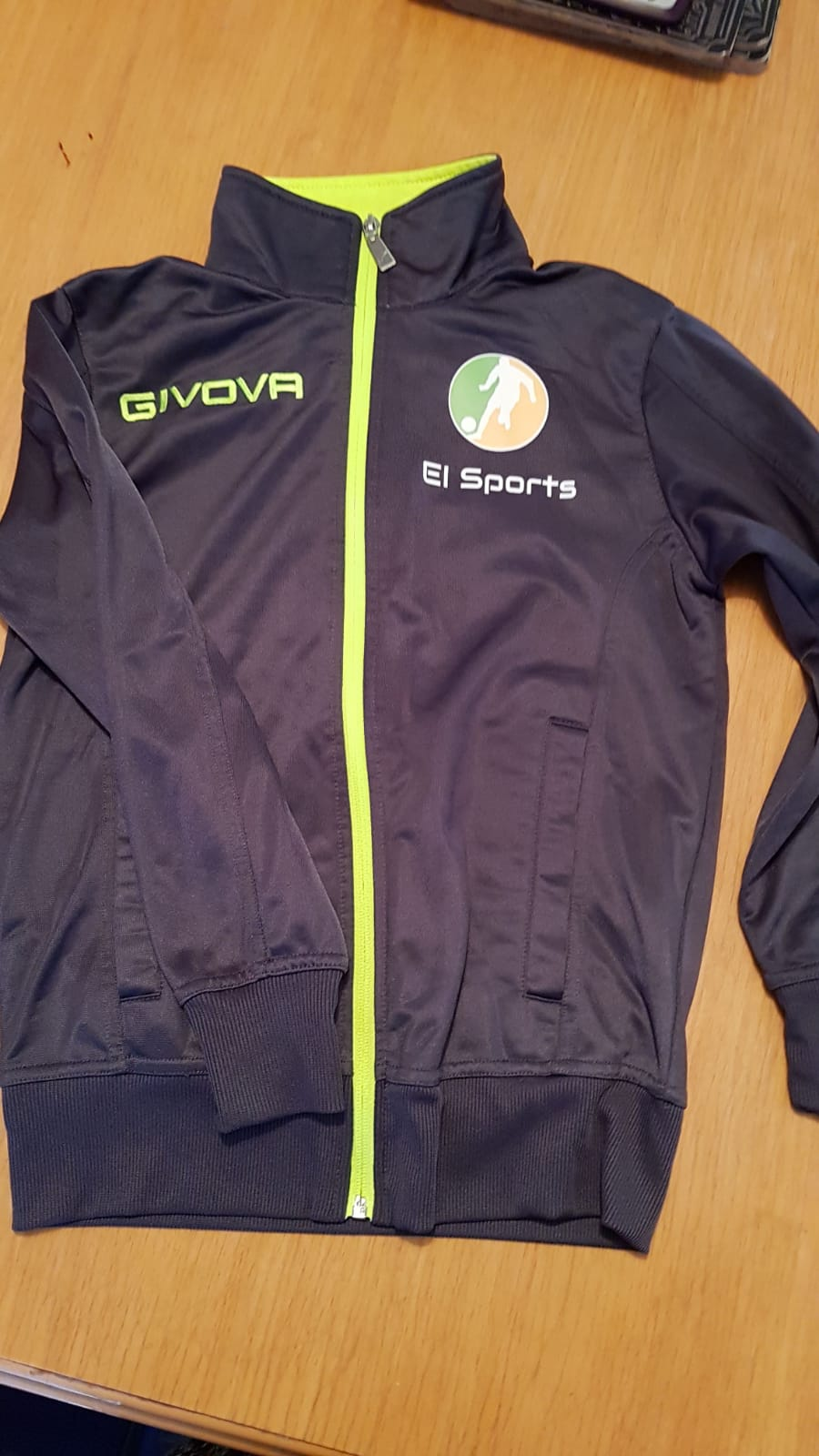 EISports Tracksuit Top