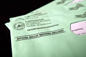 Ballot Drop-off Sites (if not mailing)!