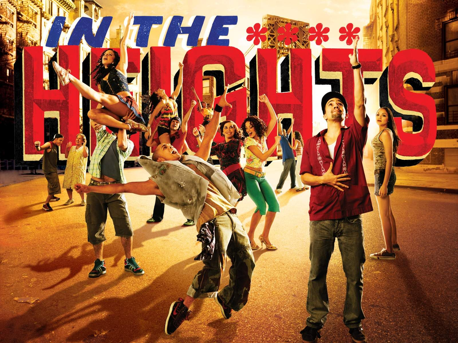 FEATURE FILM - Male & Female performers for IN THE HEIGHTS feature film (apply by 7th November)