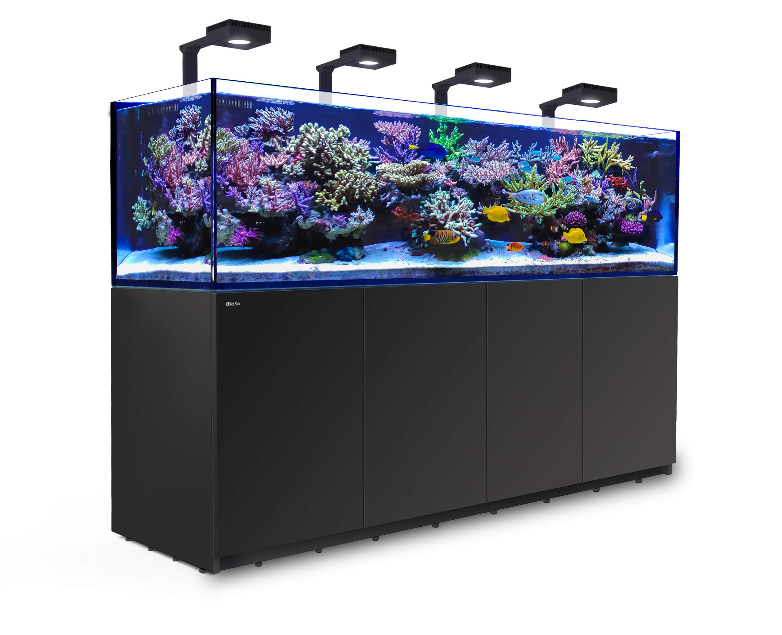 REEFER  XXXL 900 V3 Deluxe System  - Black   (incl. 4 X ReefLED  90 & Mounting Arms)