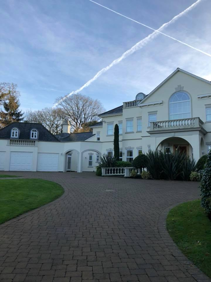 Massive 7 Bed House in St Georges Hills Weybridge.
