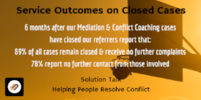 Solution Talk Service Outcomes