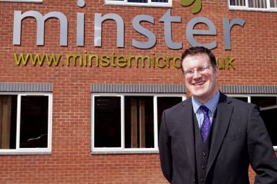 Minster Micro Computers confirm new appointment
