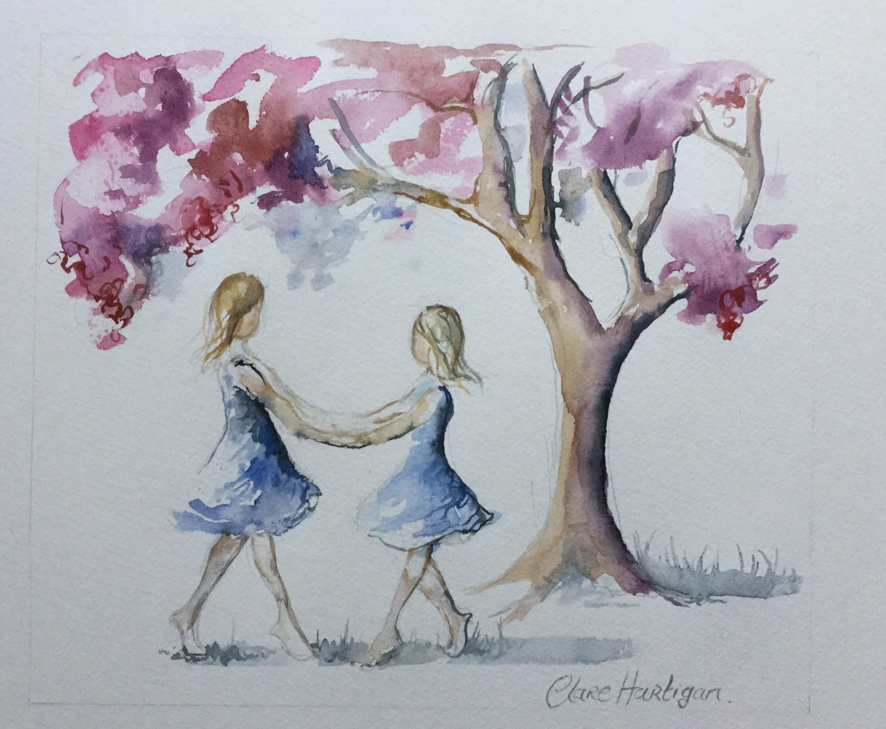 A Sisters Love (sold)