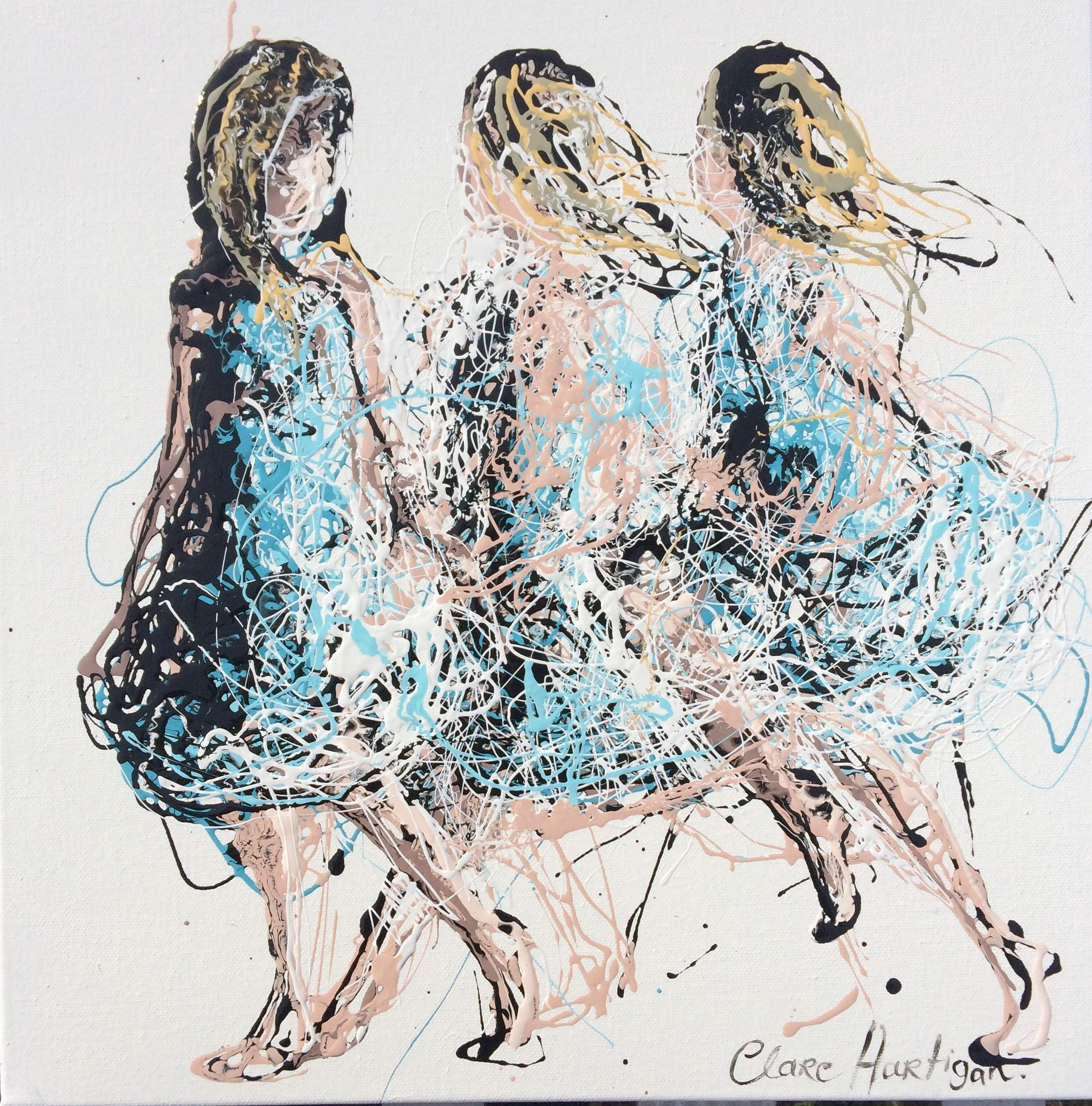 I Feel Like Dancing (sold)