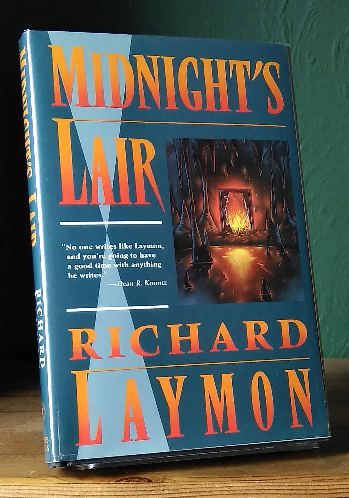Midnight's Lair Signed US First Edition