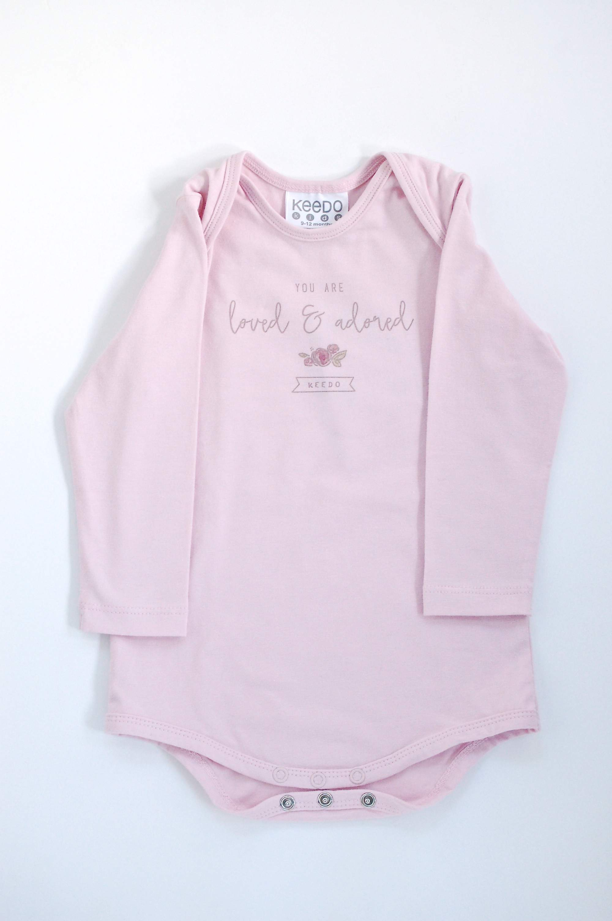 Pretty Bodysuit (Pink) - Limited Stock