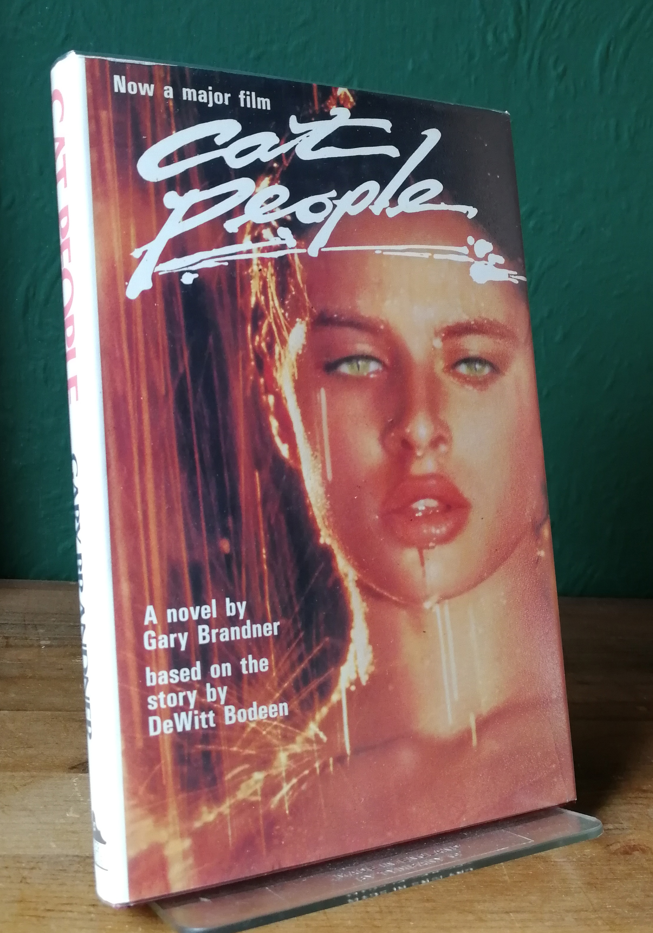 Cat People UK First Edition