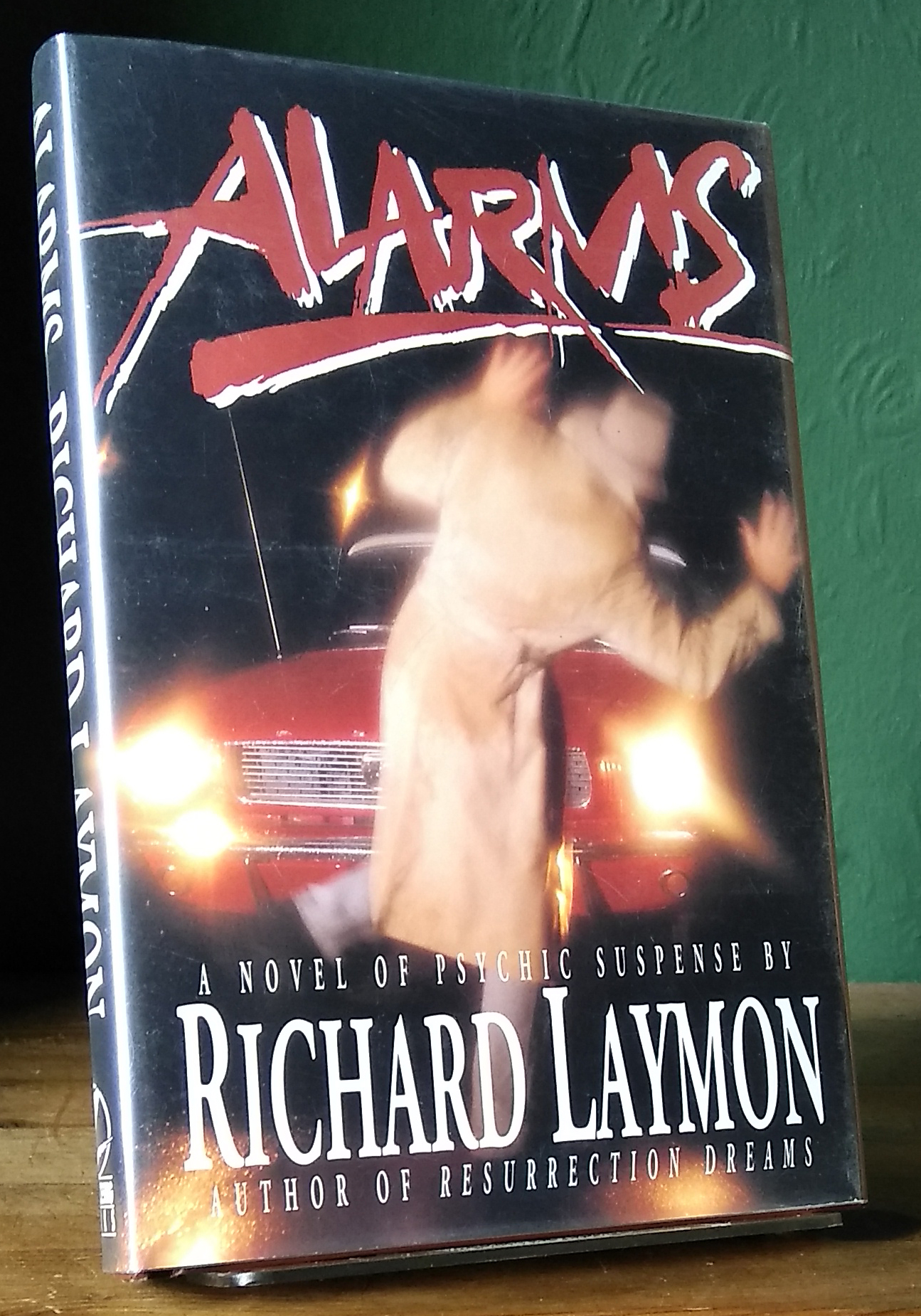 Alarms Signed US First Edition