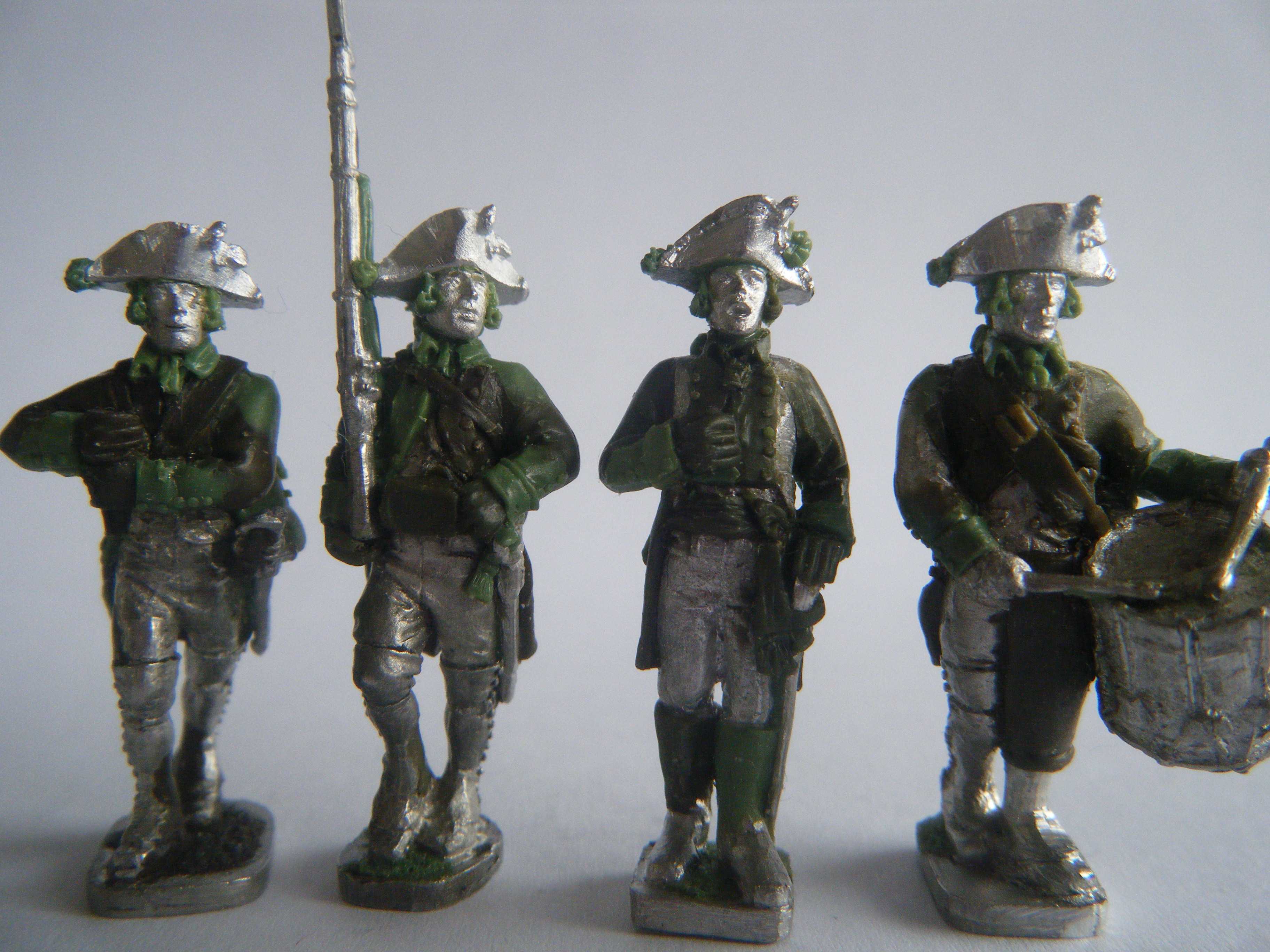 Piedmont Infantry 1793 Command Army of Savoy