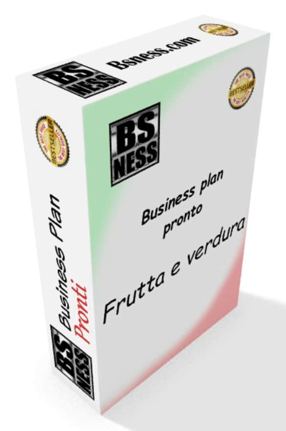 Business plan Frutta e verdura