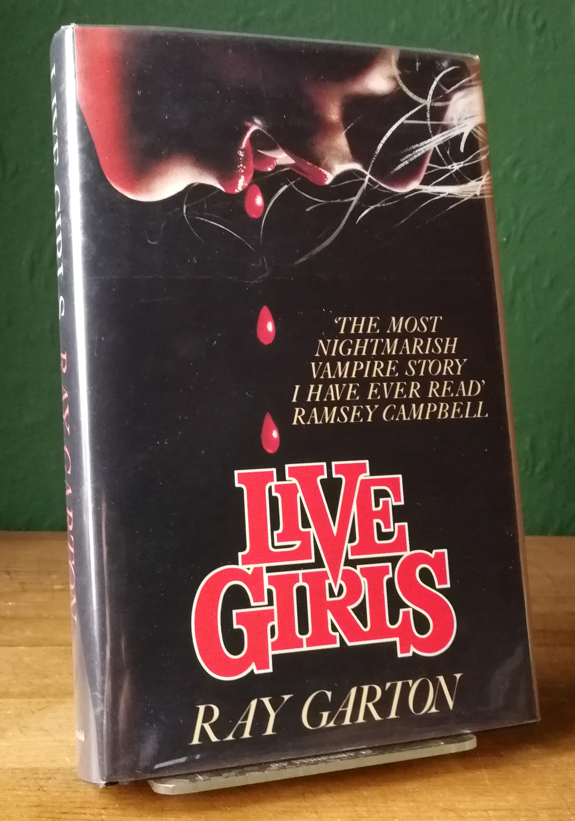 Live Girls UK First Edition