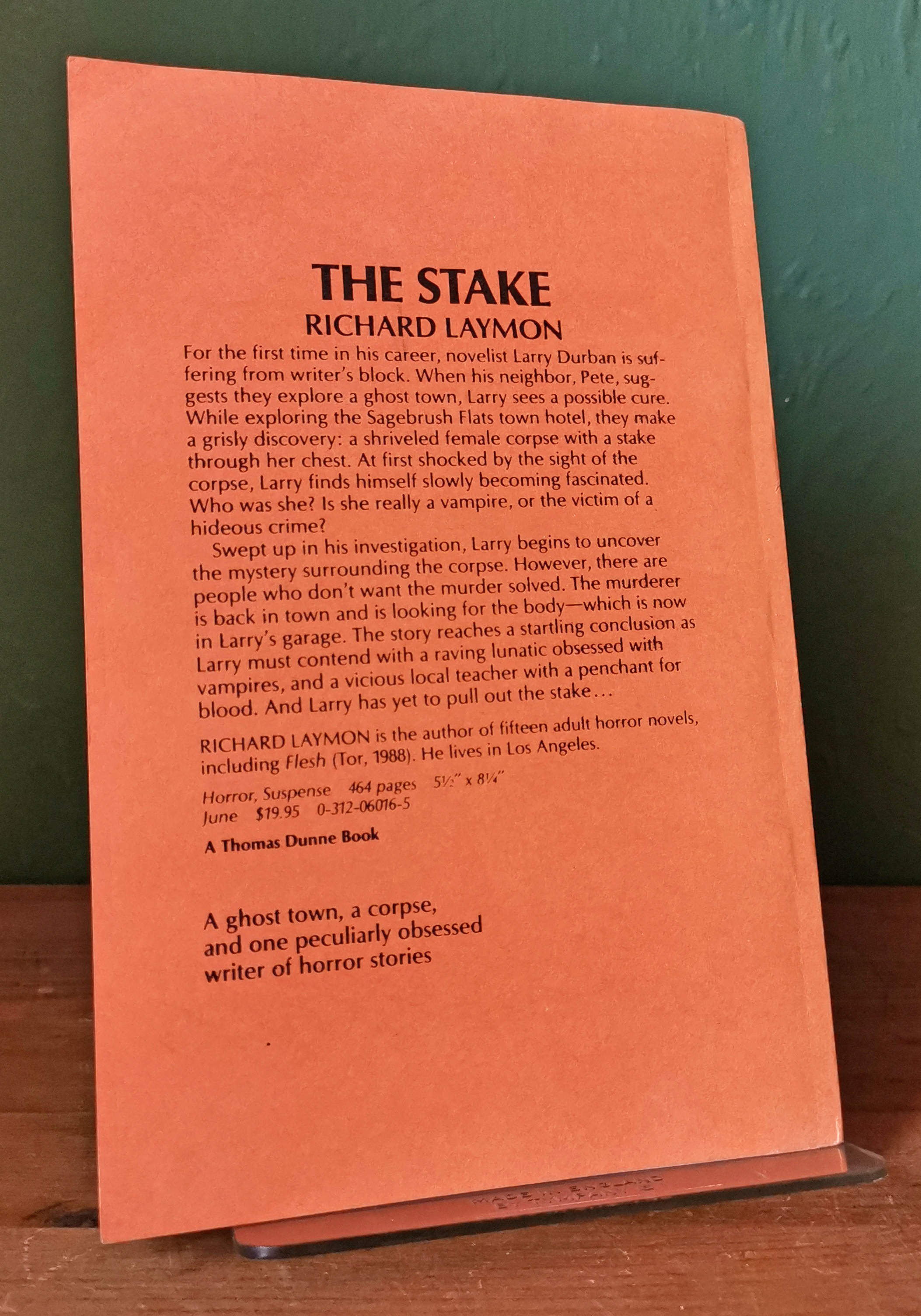 The Stake US Proof
