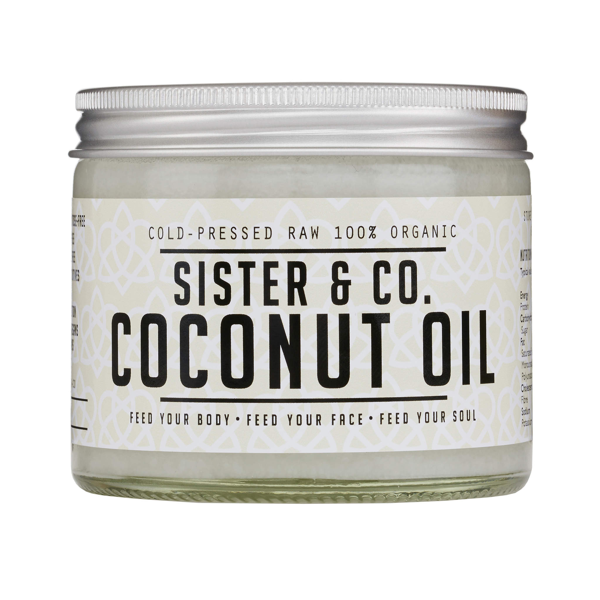Sister & Co - Coconut Oil