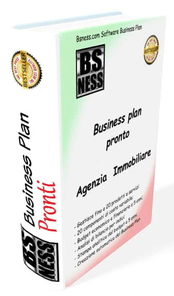 Business plan Agenzia Immobiliare