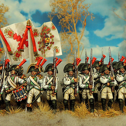 Napoleonic Spanish Inafntry