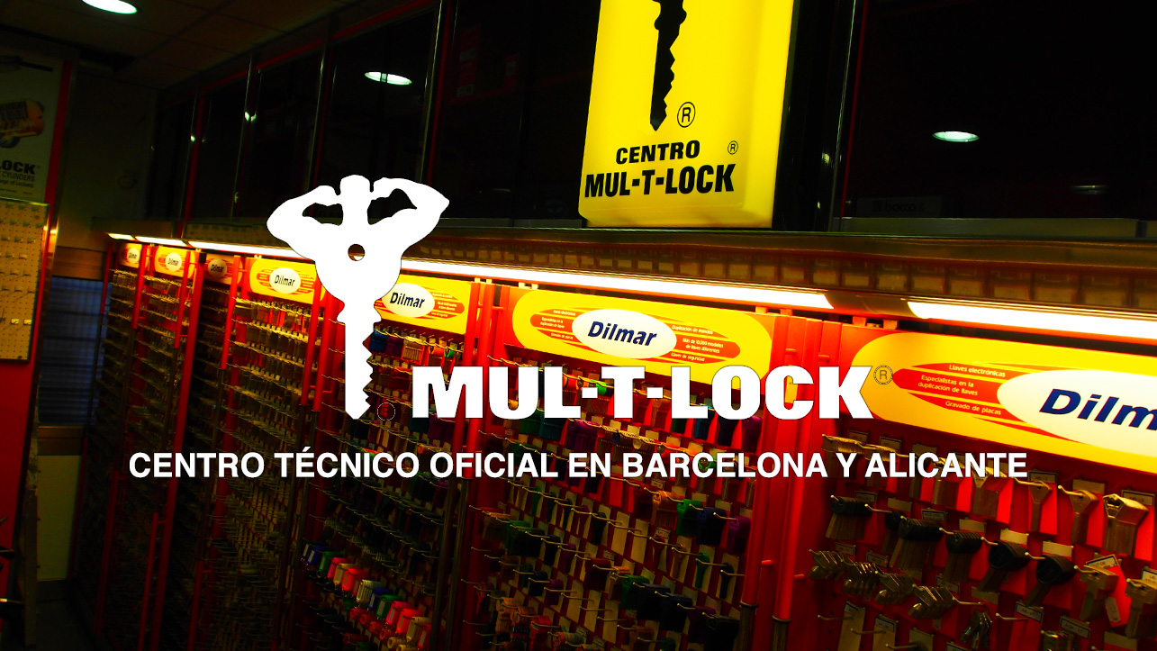 Cilindro anti-bumping Barcelona
