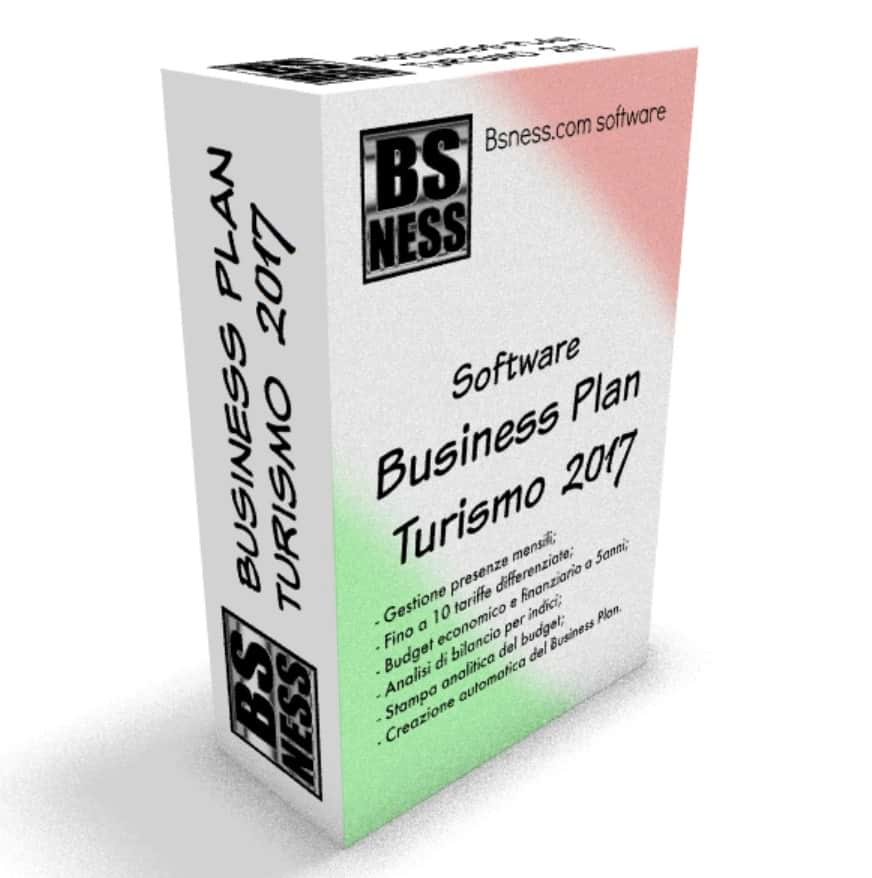 software business plan albergo