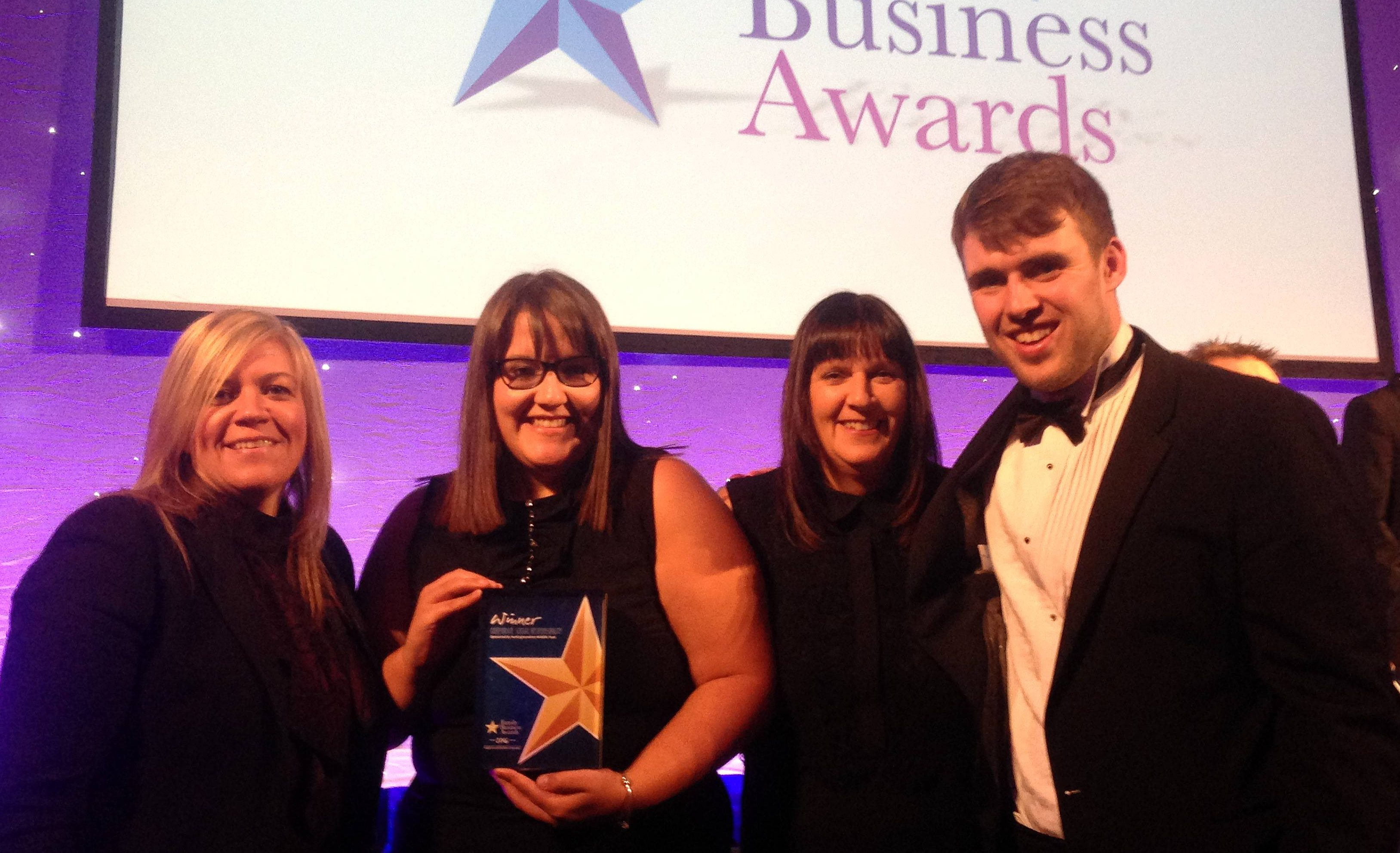Oakland International Win Corporate Social Responsibility Award at Family Business Awards