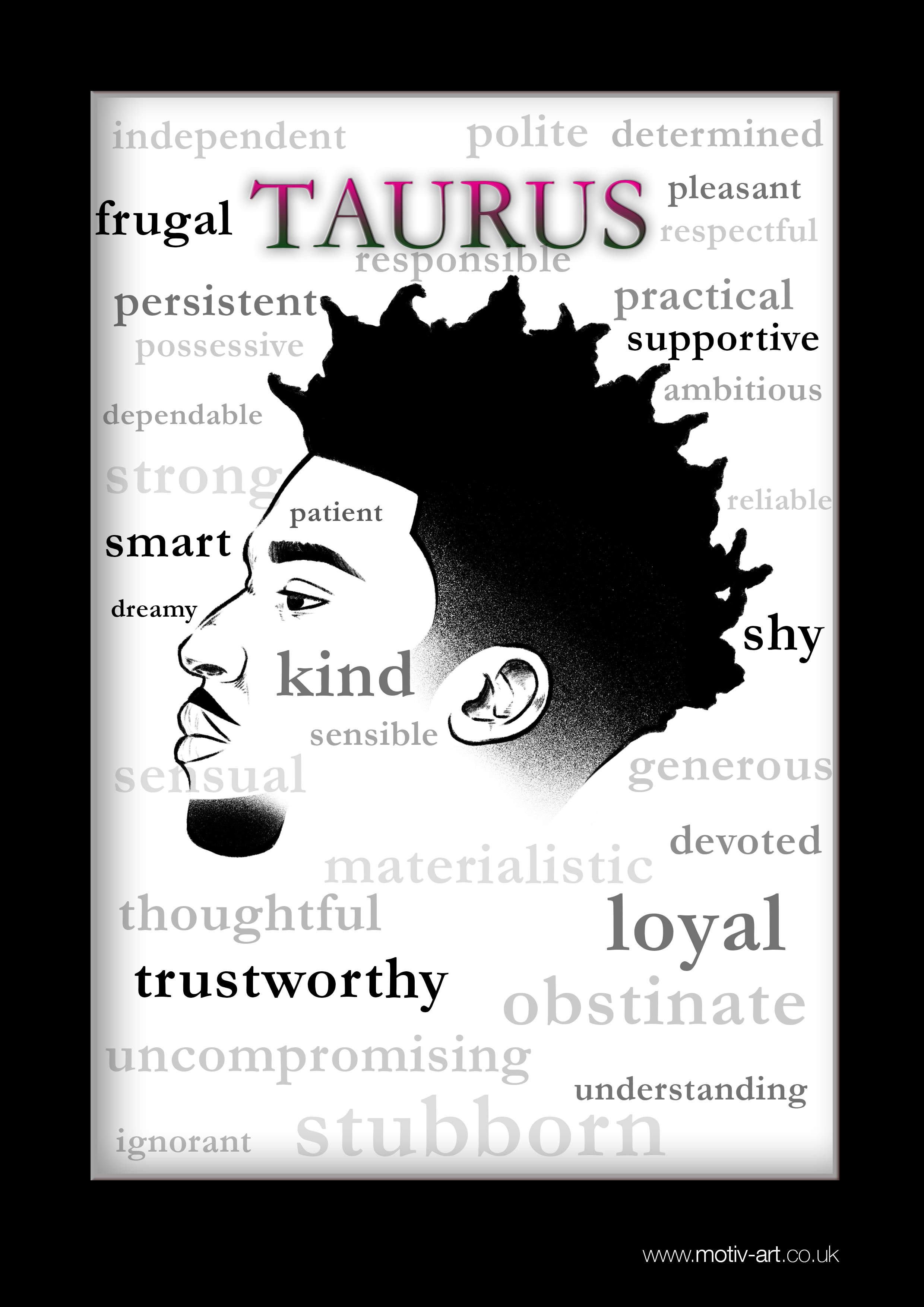 Taurus - 21 Apr - 21 May
