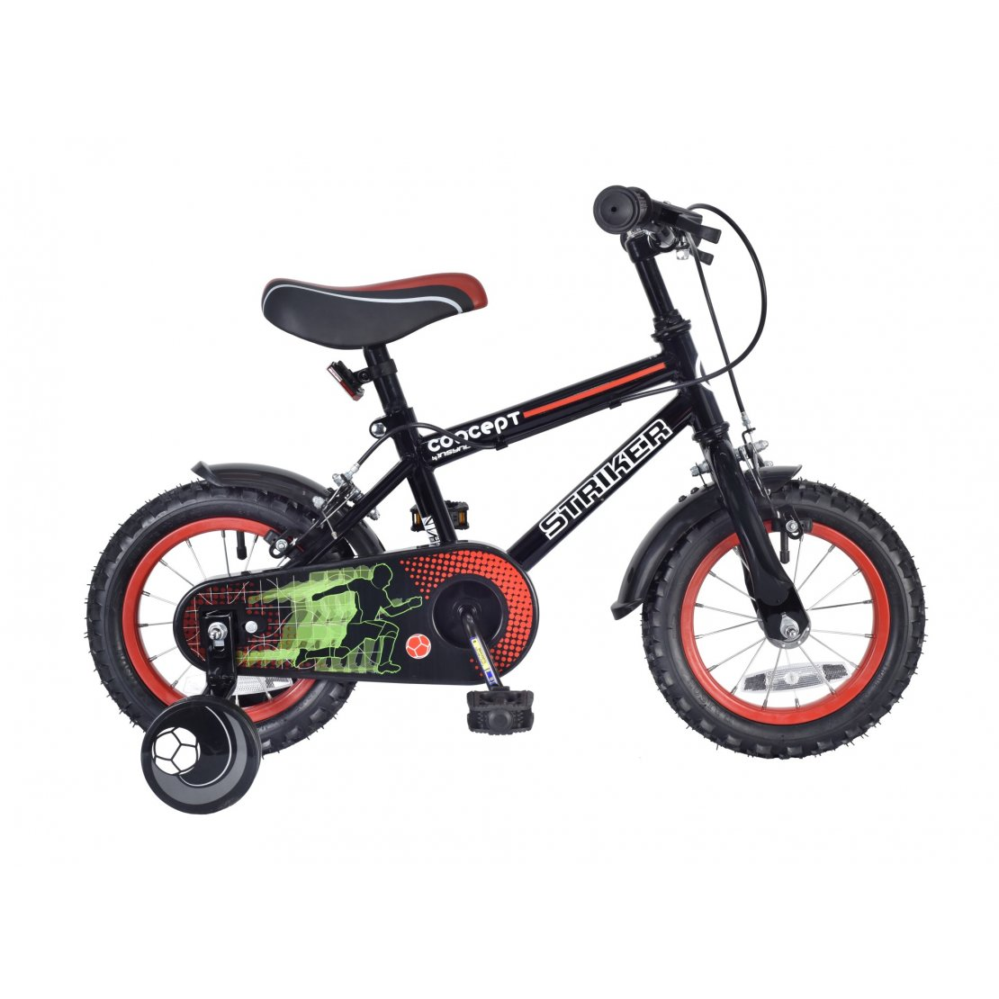 "Concept Striker 12"" Wheel Boys Bicycle"