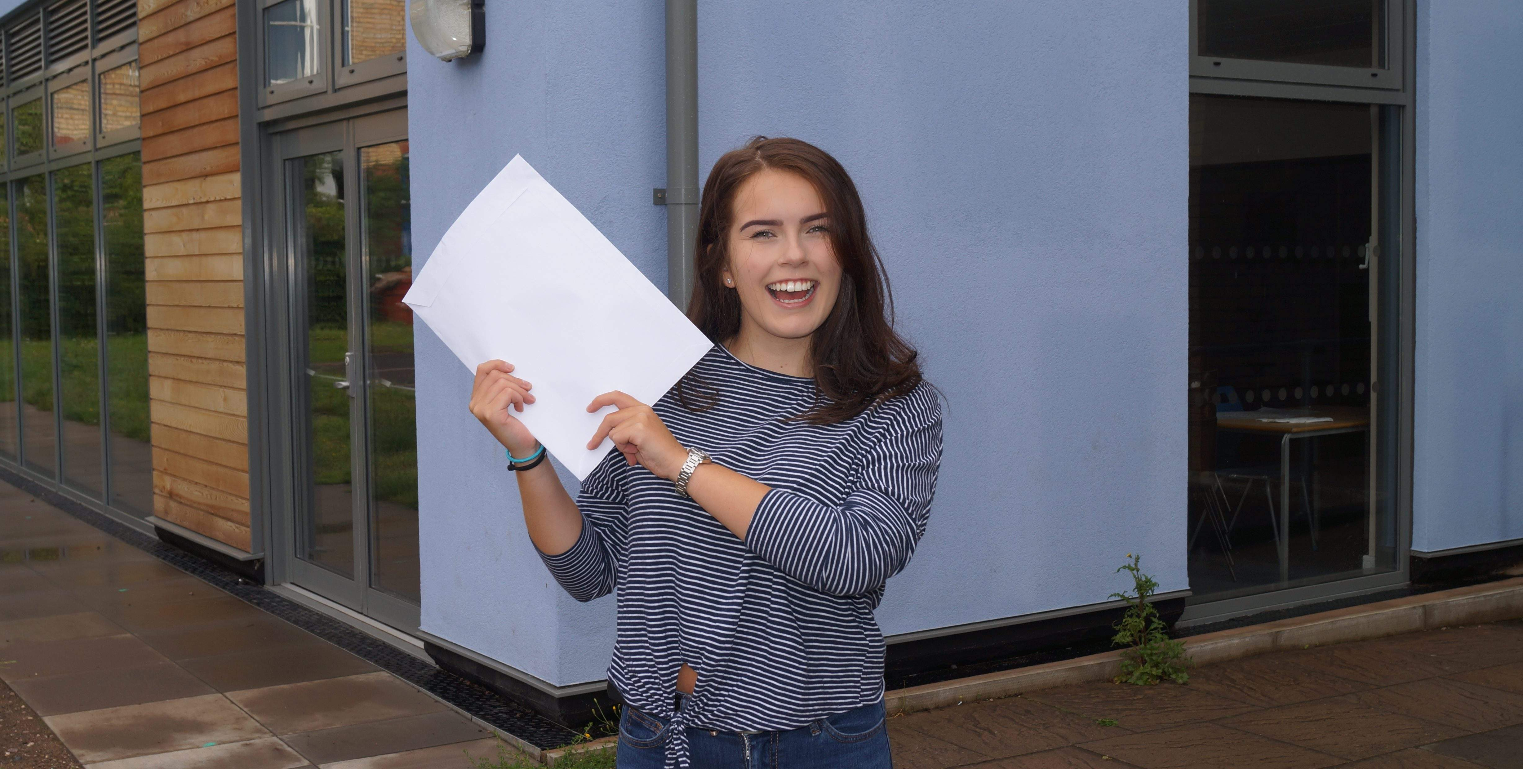 Holy Trinity School's A Level Success - Year 13 A Level Results Best for Over 10 years – 44% Top Grades A* - B
