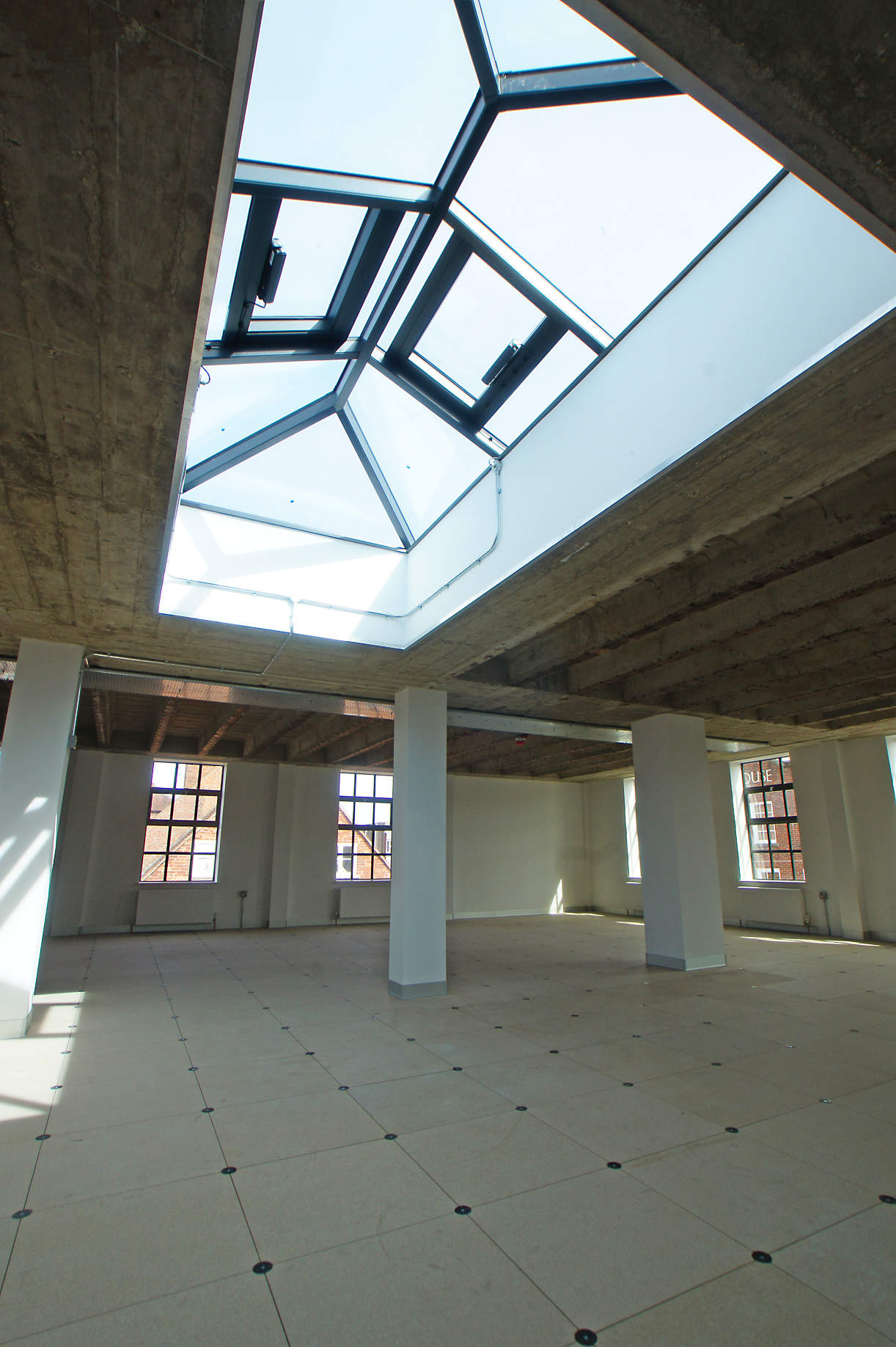 Inspiring Office Space to Let in Chichester City Centre. North Street