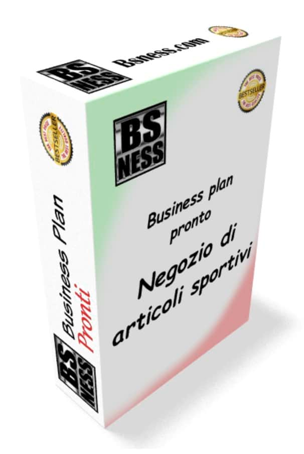 Business plan Negozio di articoli sportivi