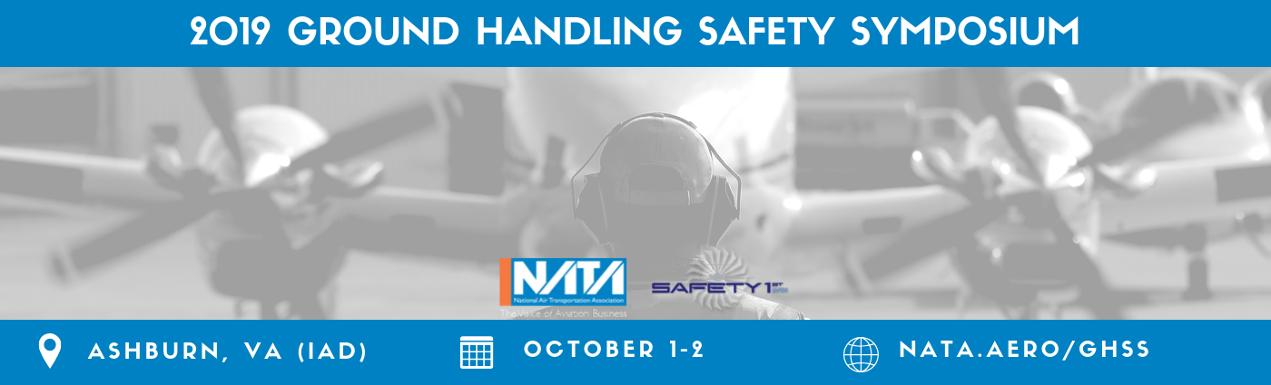 NATA - Ground Handling Safety Symposium October 2019