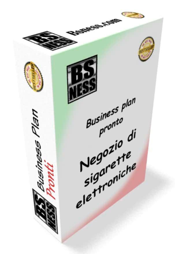 Business plan Negozio di sigarette elettroniche