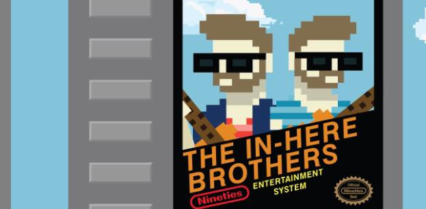 In-Here Bros Logo