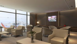 Jet Aviation's redesigned Riyadh FBO for Q1/20 opening