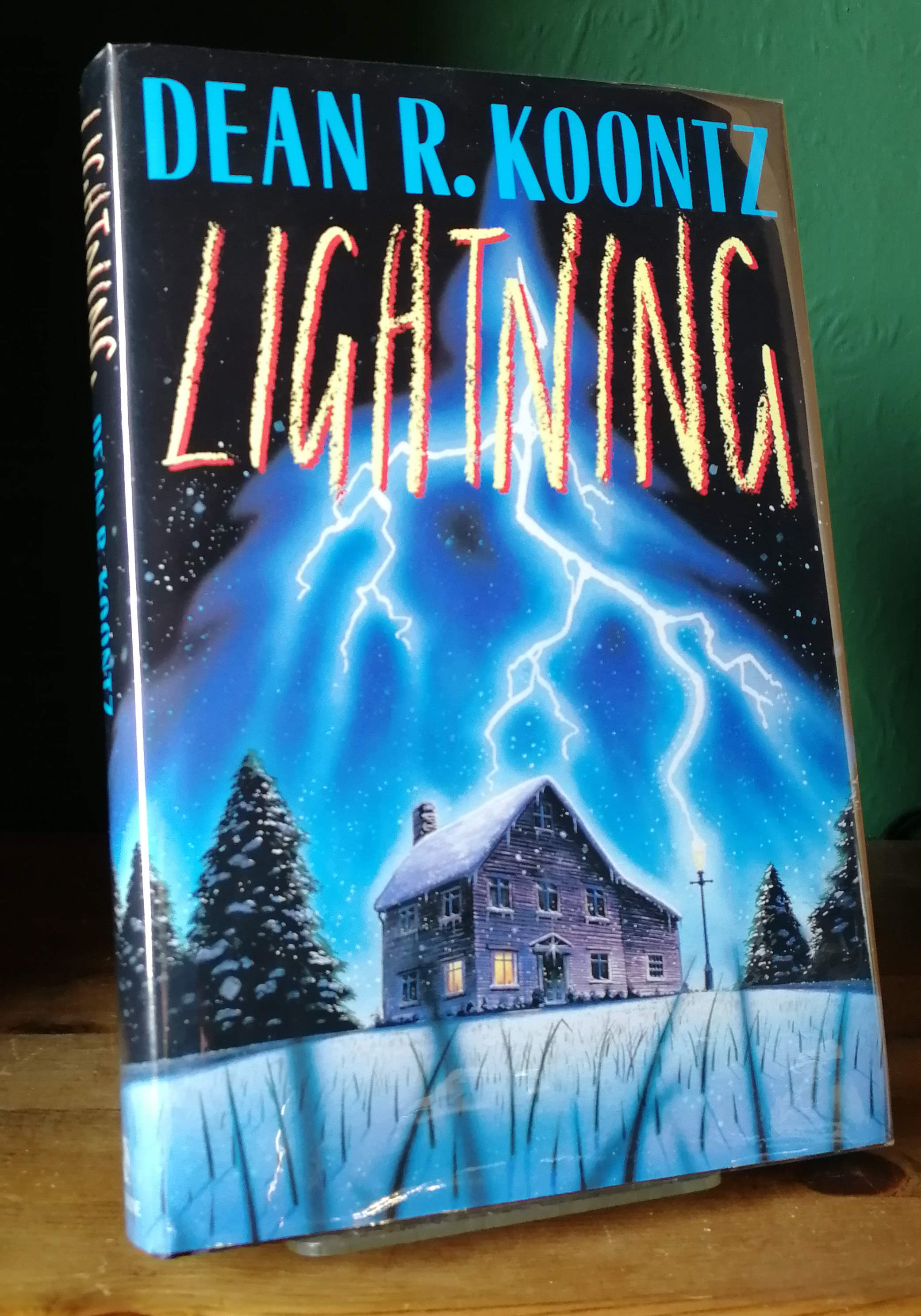 Lightning UK First Edition