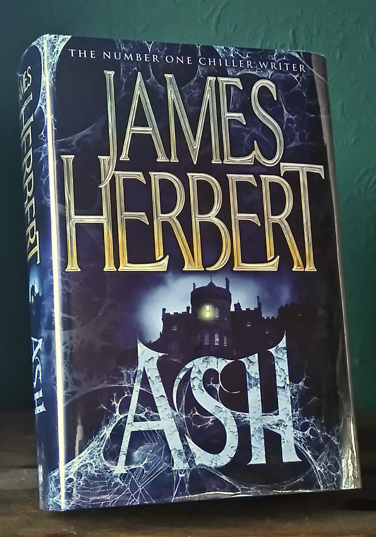 Ash UK First Edition