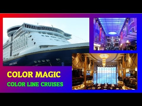 CRUISE - Elite Vocalists for ColorLine Color Magic ship contracts - OPEN CALL