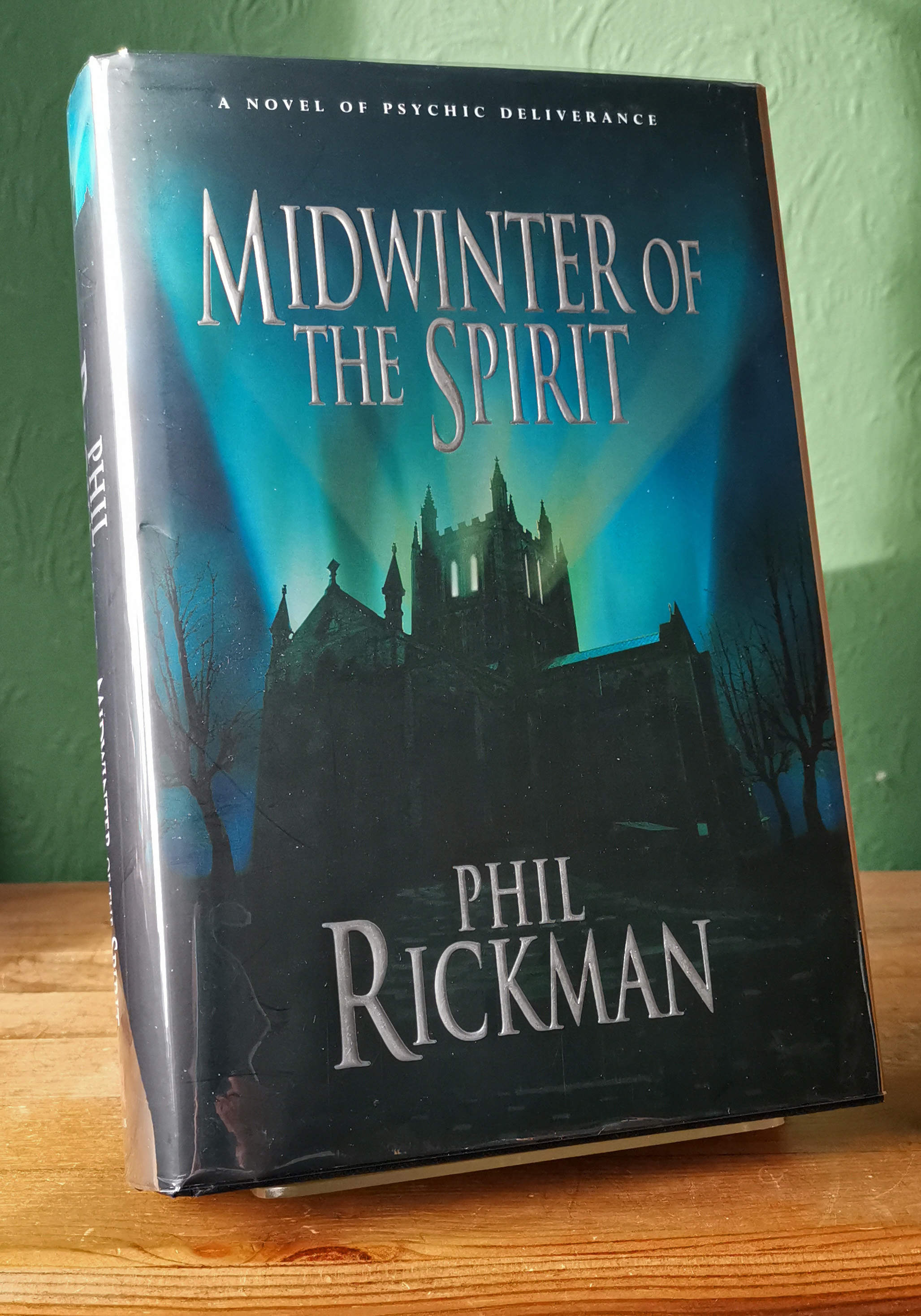 Midwinter Of The Spirit Signed UK 1st Edition