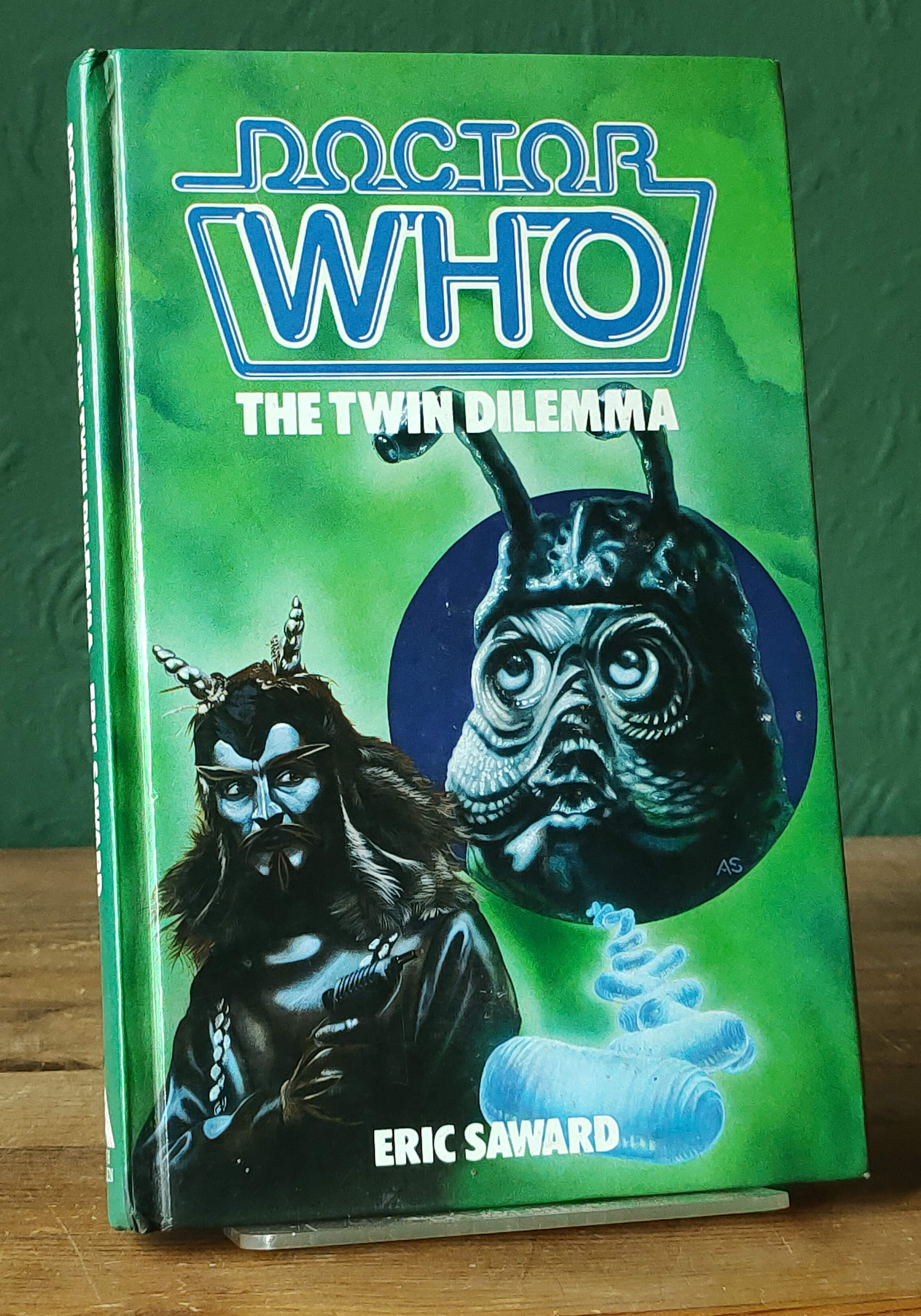 Doctor Who The Twin Dilemma UK First Edition