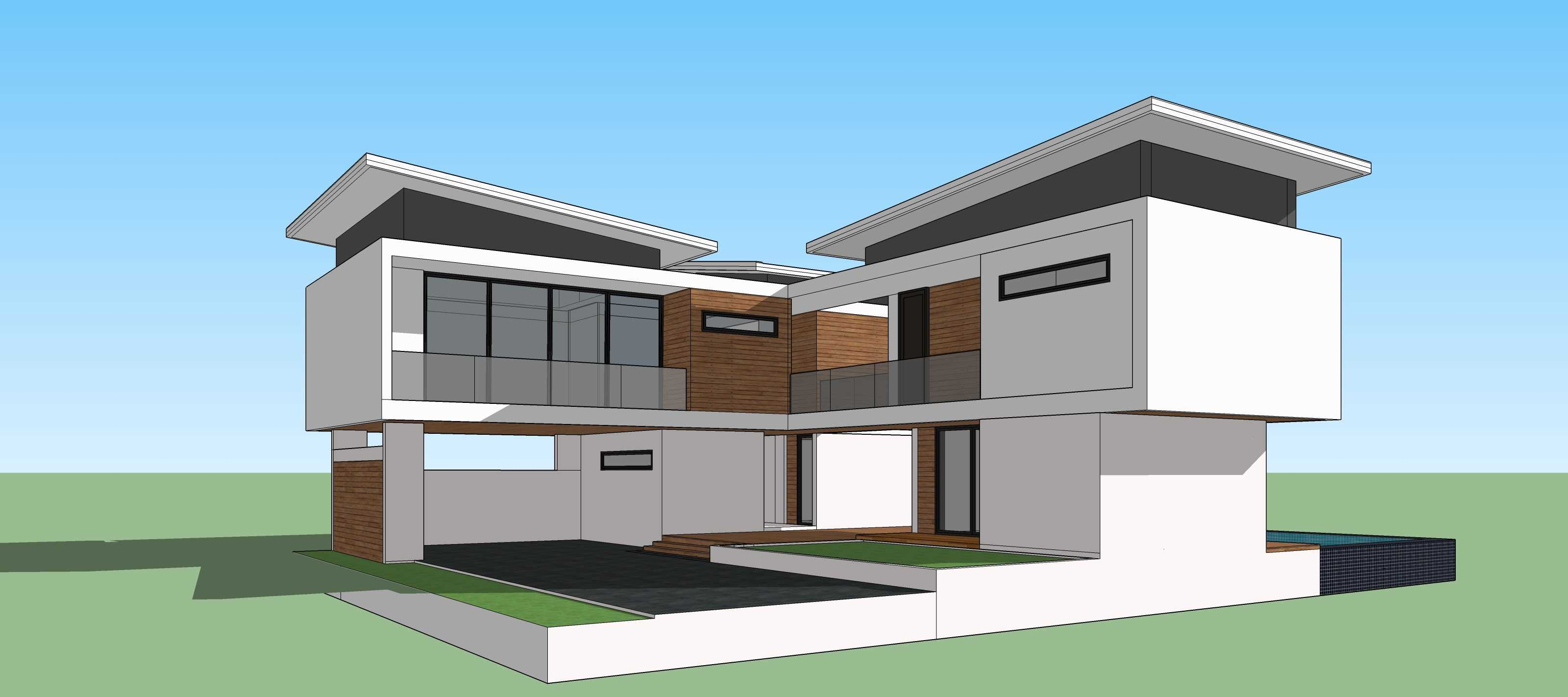 3d sketchup for 3d house images free download
