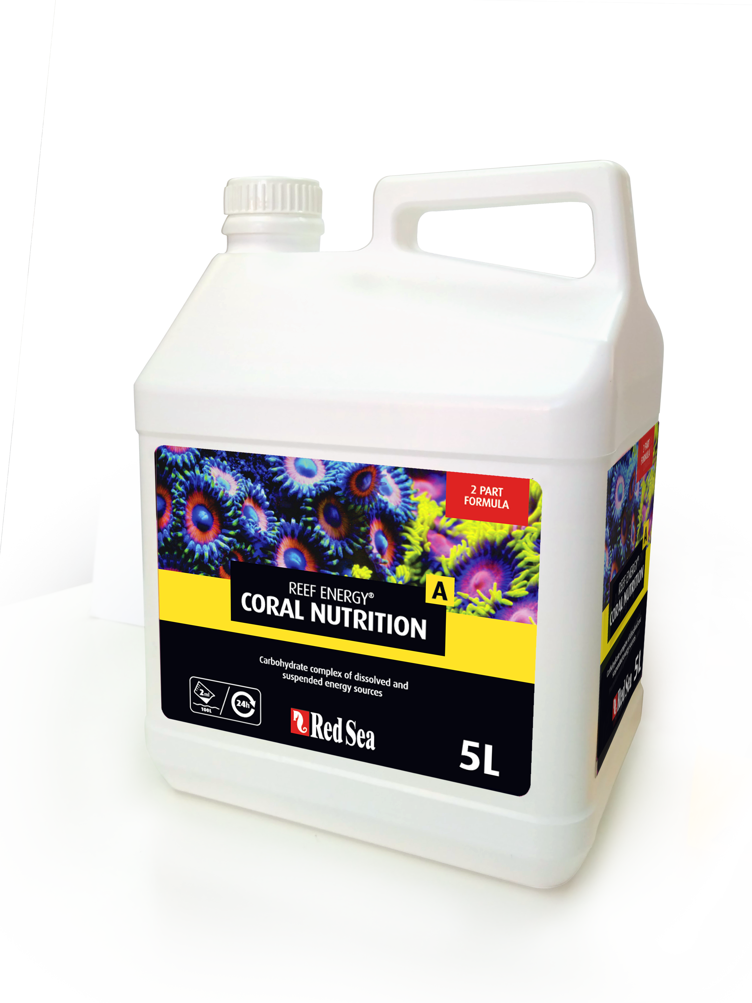 Reef Energy  Coral Nutrition A (Carbs) - 5 Litre