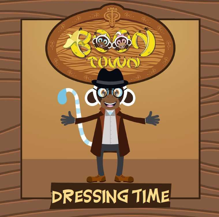 "Boon Town Series: Book 4 ""Dressing Time"""