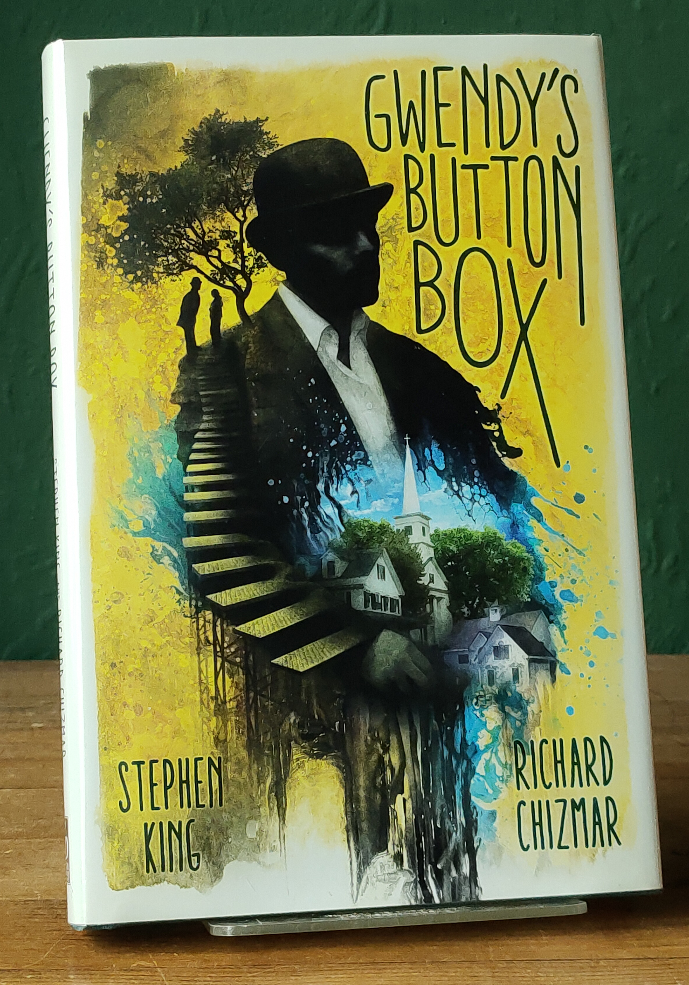 Gwendy's Button Box Signed US First Edition