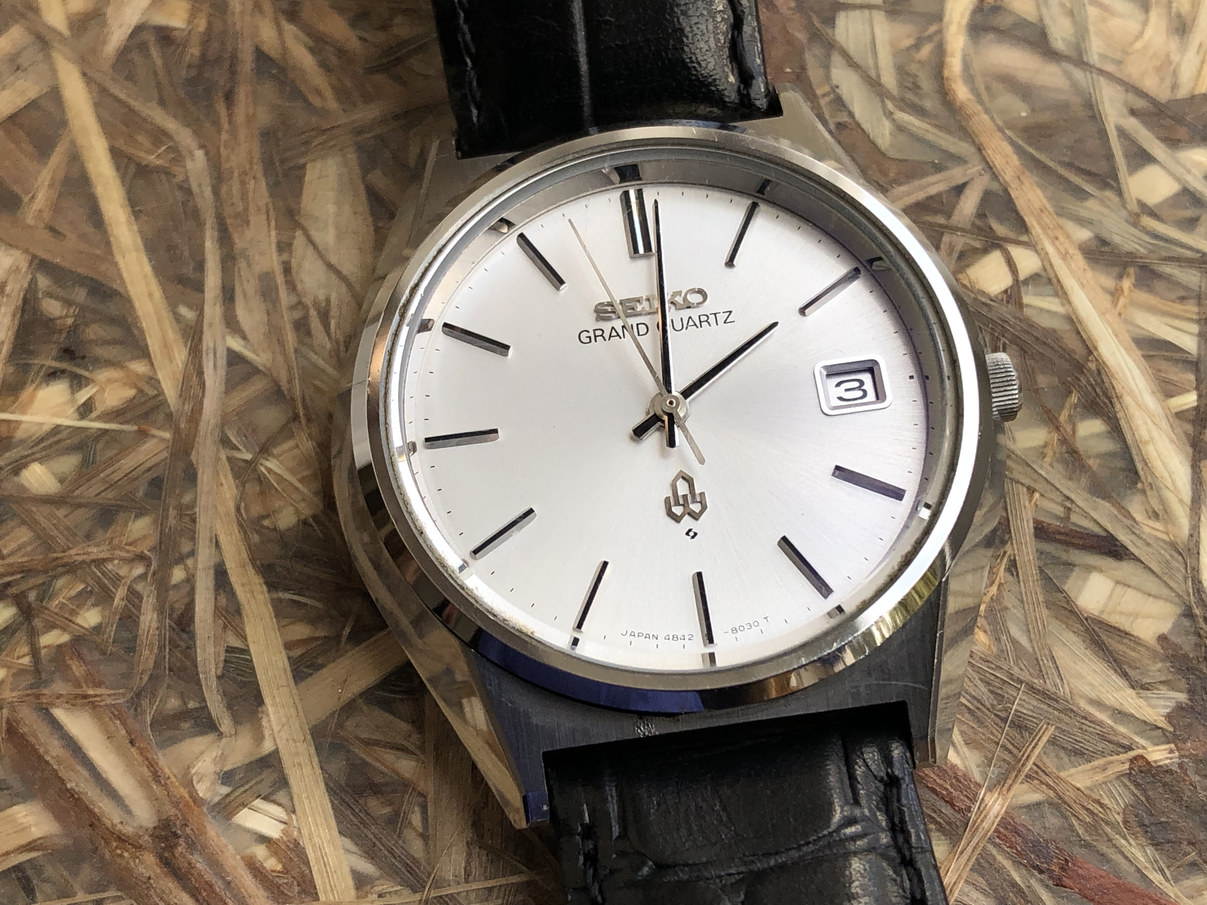 Seiko Grand Quartz 4842-8041 (Sold)