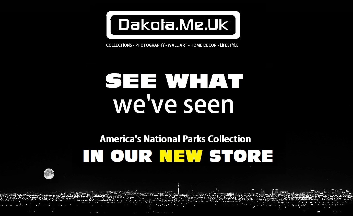 Dakota.me.uk has a New Store!