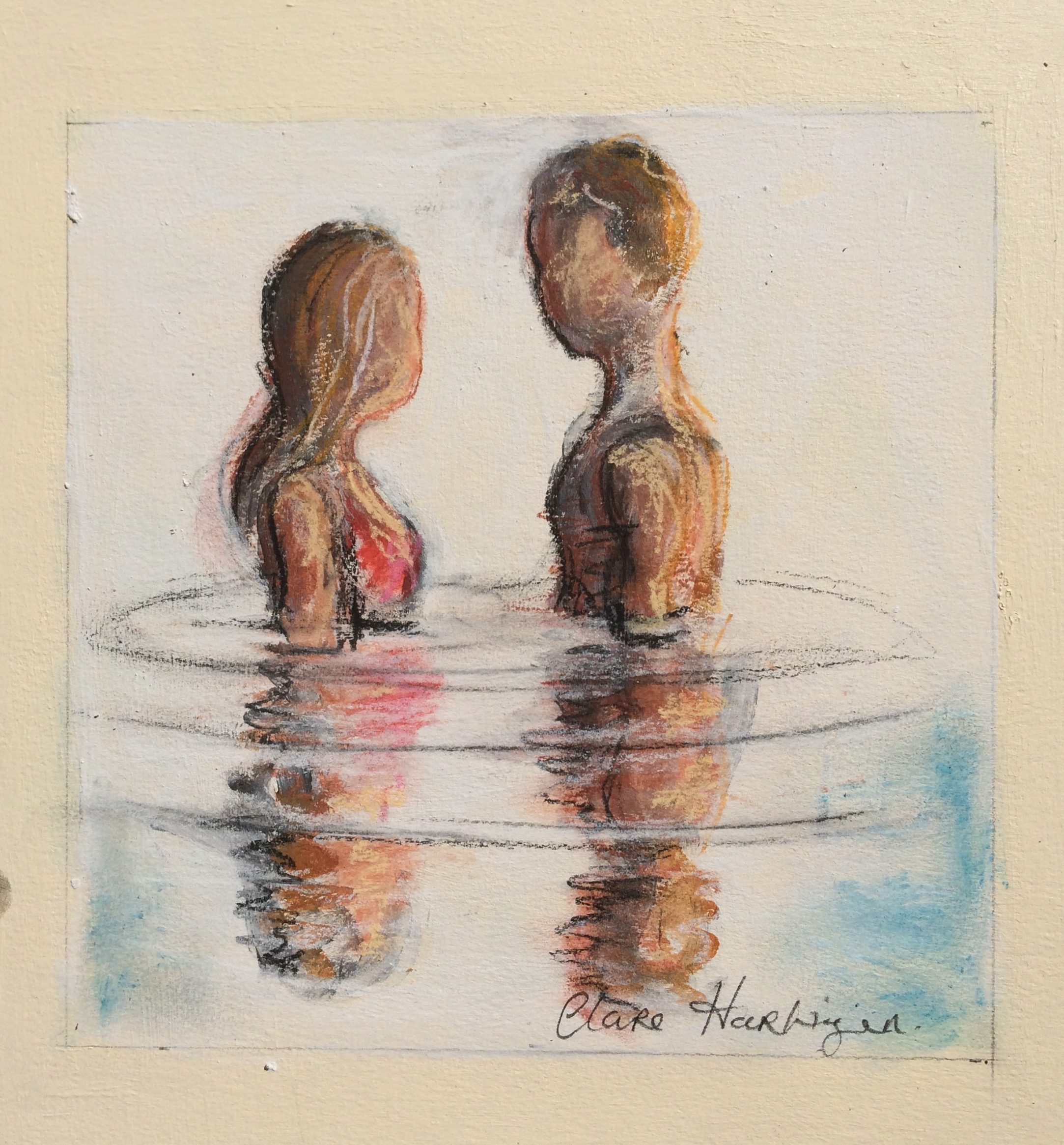 The Swimmers(sold)