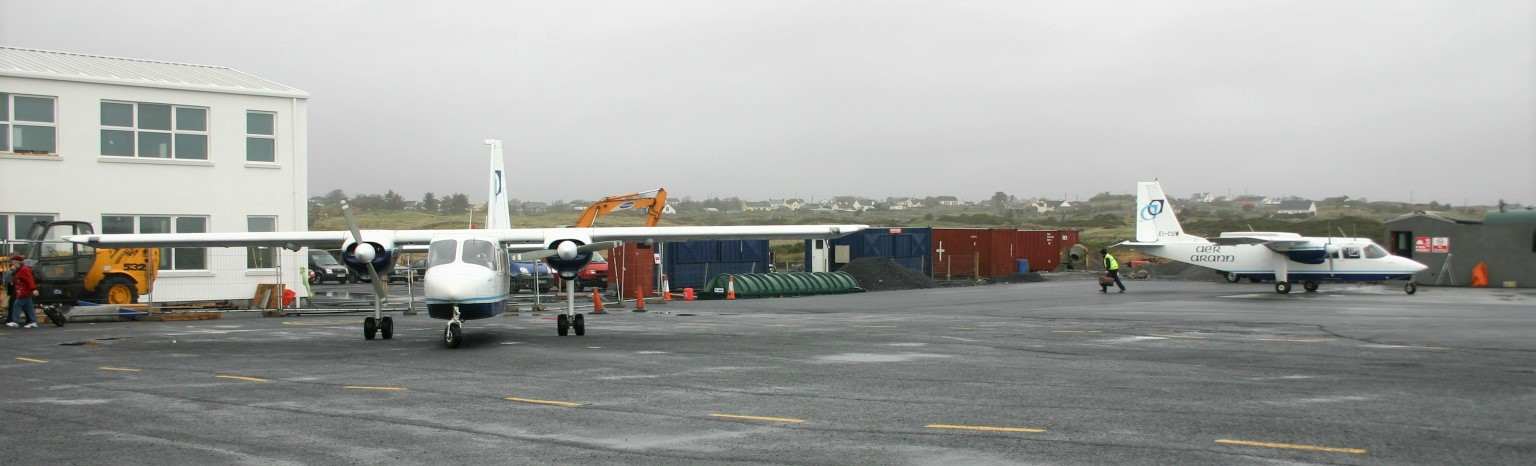Irish Government announces grants for regional airports