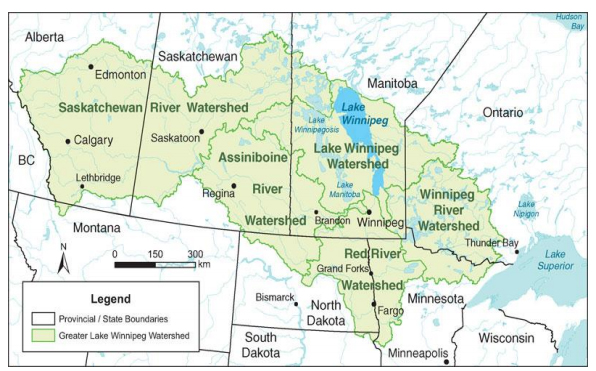 Lake Winnipeg Watershed - Science & Policy Update