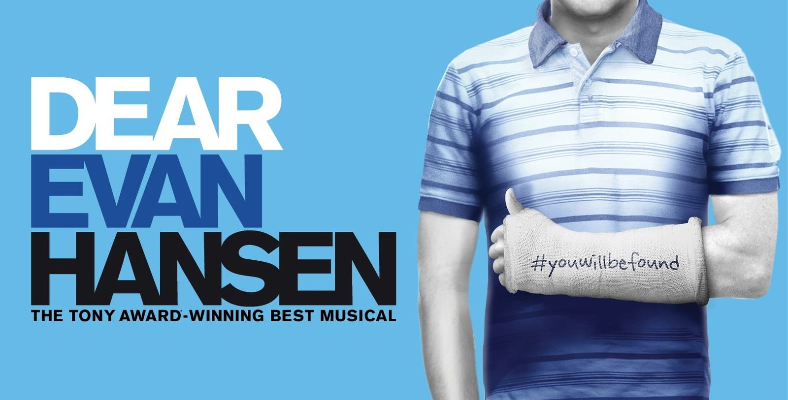 THEATRE - Male & Female Performers for DEAR EVAN HANSEN - West End - LONDON & MANCHESTER OPEN CALLS