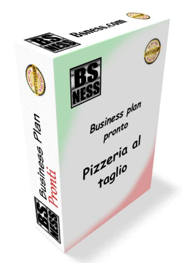 Business plan Pizzeria al taglio