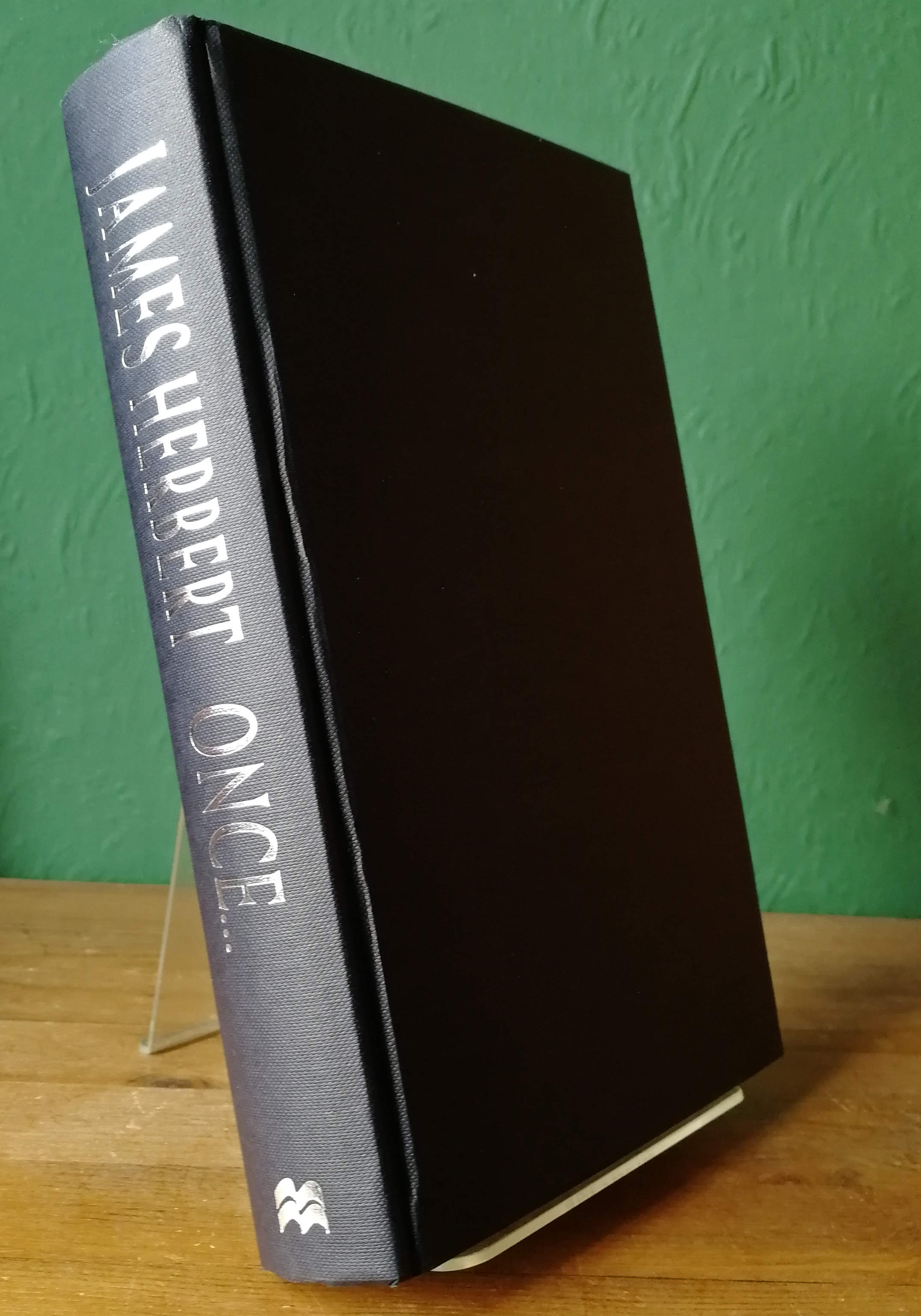 Once UK First Edition