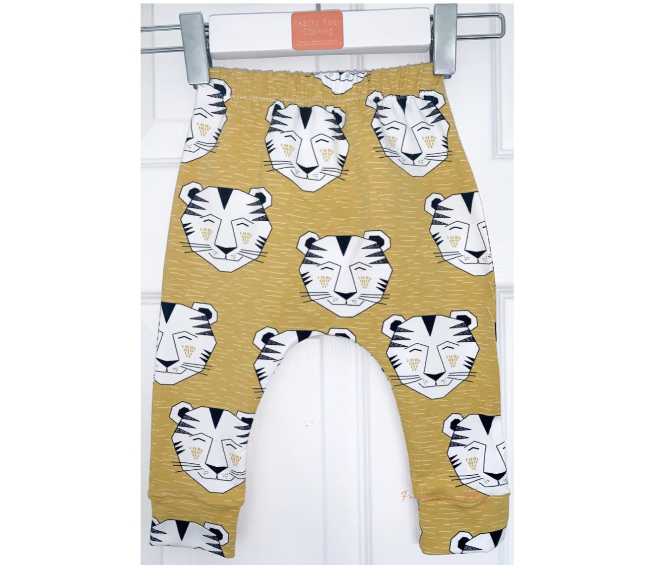 Gold Tiger Leggings